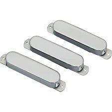 NEW Lace Sensor Chrome Dome Strat PICKUP SET 3 PICKUPS for Fender Stratocaster