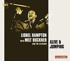 LIONEL HAMPTON - ALIVE AND JUMPING  CD NEU