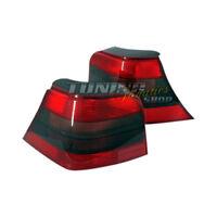 Pour Vw Golf 4 IV R32 Feux Arrières Ensemble Rouge & Noir 25 Jubi de Gti