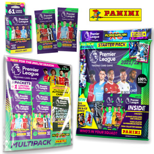 Panini - Premier League Adrenalyn XL 2021/22 Trading Card Collection Selection