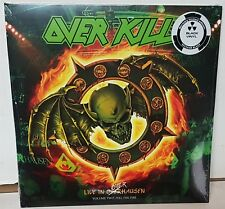 Overkill Live In Overhausen Part 2 Volume Two Feel The Fire LP Vinyl Record new