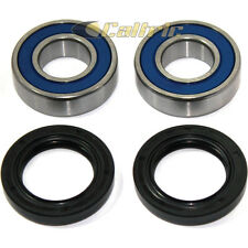 Front Wheel Ball Bearing Seals Kit Fits HONDA CBR600RA CBR600RR 2009-2014