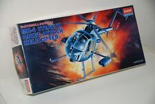 Academy 1:72 Helcoptero Mc Donnell-Douglas MH-6 Stealth Quiet Attack