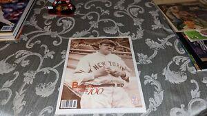 1995 Derek Jeter New York Yankees Baseball Yearbook AB