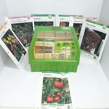The Greenhouse 1977 By Western Publishing. Plant Gardening Index Card Set.