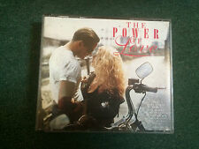 The Power of LOVE Double CD Album Fat Box - Various Artists