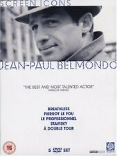 Jean Paul Belmondo Collection (Screen Icons) [DVD]