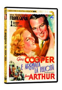 È arrivata la felicità (1936) - Versione Rimasterizzata in HD (DVD)