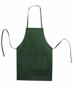 Liberty Bags Caroline AL2B Butcher Style Cotton Twill Apron LB5502