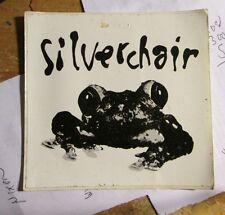 SILVERCHAIR STICKER COLLECTIBLE RARE VINTAGE 90'S METAL LIVE