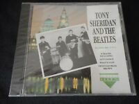 Tony Sheridan & The Beatles - Hamburg 1961 CD New