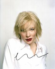 Cate Blanchett signed 8x10 photo - In Person Photo Proof - Blue Jasmine