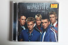 Westlife ‎– World Of Our Own - 2001 CD ALBUM