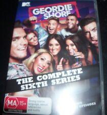 Geordie Shore The Complete Sixth Season 6 (Australia Region 4) DVD – Like New