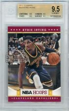 Kyrie Irving 2012-13 Panini Hoops Basketball Rookie Card RC BGS 9.5