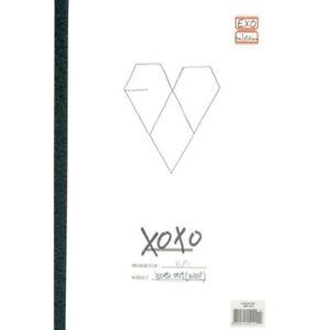 [US SHIPPING] EXO - [XOXO] 1st Album KISS Normal Version CD+Photobook K-POP