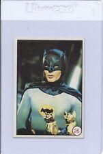 1966 A&BC BATMAN & ROBIN #26 Vintage Superhero Card