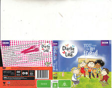 Charlie And Lola-You Can Be My Friend-[13 Episodes]-Animated CAL-DVD