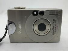 Canon Power Shot S100 Digital ELPH Camera