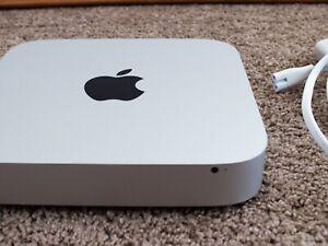 2014 Mac Mini 3.0GHZ i7 8GB RAM 1TB FUSION