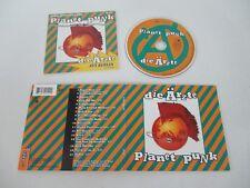 Die Ärzte / Planet Punk (Metronome 529 151-2) CD Álbum Digipak