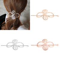 Dress Stick Shawl Pin Hair Accessories Slide Clip Long Hair Bun Holder Hairpin