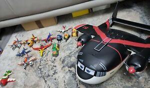 Disney Store Cabbie & diecast planes XL Cabbie