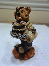 """Boyds Bears """"Whatever You are Be A Good One """" Lincoln Figurine"""