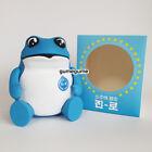 Hite Jinro Frog Toad Figure Keychain Coin Bank Shot Glass Korea Soju Brand
