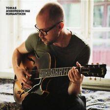 """Tomas Andersson Wij - """"Romantiken"""" - 2012 - CD Album"""