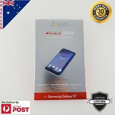 ZAGG Invisible Shield Glass Screen Protector Samsung Galaxy S7 - 5 off W Penny5