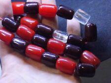 antique cherry amber Bakelite prayer, rosary bakalit الباكل