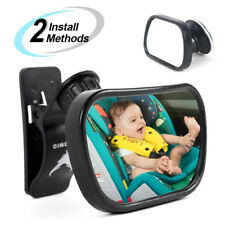 Baby Infant Mirror Car Seat Rear Ward Safety View for Infant Child Toddler