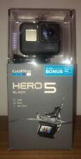 GoPro HERO5 (CHDHX-501) 12.0MP Action Camcorder - Black - Bonus 32gb micro SD