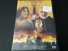 FIRST KNIGHT  ( DVD )  SEAN CONNERY  RICHARD GERE