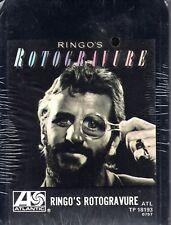 "Beatles (Ringo) ""Rotogravure"" 1976 US Atlantic SEALED C/O Eight Track Tape"
