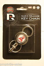 Cleveland INDIANS ~ Quick Release Key Chain