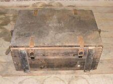 vecchio Scatola munizioni Scatola legno,Cassetta per materiale scatola 6