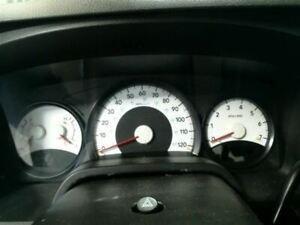09-11 DAKOTA Speedometer Cluster MPH Black Trim