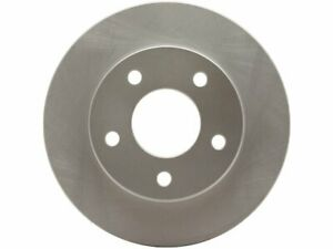For 1987-1992 Cadillac Allante Brake Rotor Front Dynamic Friction 86924TK 1988