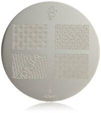 KONAD Stempelschablone Nail Art Image Plate M96  NEU&OVP