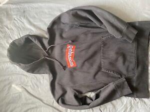SS17 Supreme x CDG Commes Des Garçons Shirt Box logo hooded sweatshirt size L