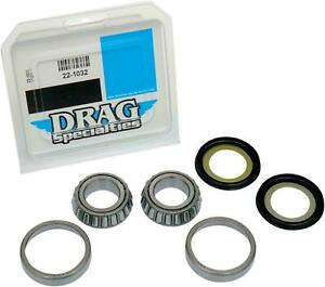 Drag Specialties Steering Stem Neck Bearing & Race Kit For Harley Davidson Model