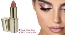L'Oréal Color RIche rouge à lèvres n° 340 Crystal Praline