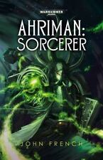 Ahriman: Sorcerer (warhammer 40,000): By John French