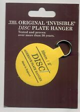 The Original Invisible Disc Plate Hanger - 50mm Size