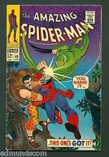 AMAZING SPIDERMAN #49 KEY ISSUE BOOK 6th KRAVEN HUNTER Selling #1-100 Value $400