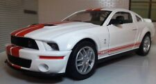 Ford Mustang 2007 GT Coupe Shelby Cobra GT500 1:24 Echelle Voiture Modélisme