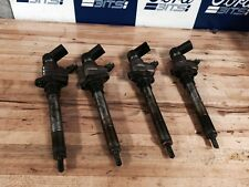 FORD MONDEO, KUGA, FOCUS, GALAXY, SMAX, 2.0 TDCI X4 INJECTORS FULL WORKING ORDER
