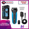 Braun Series 3 310s Wet & Dry Rechargeable Electric Shaver for Men / Brand New